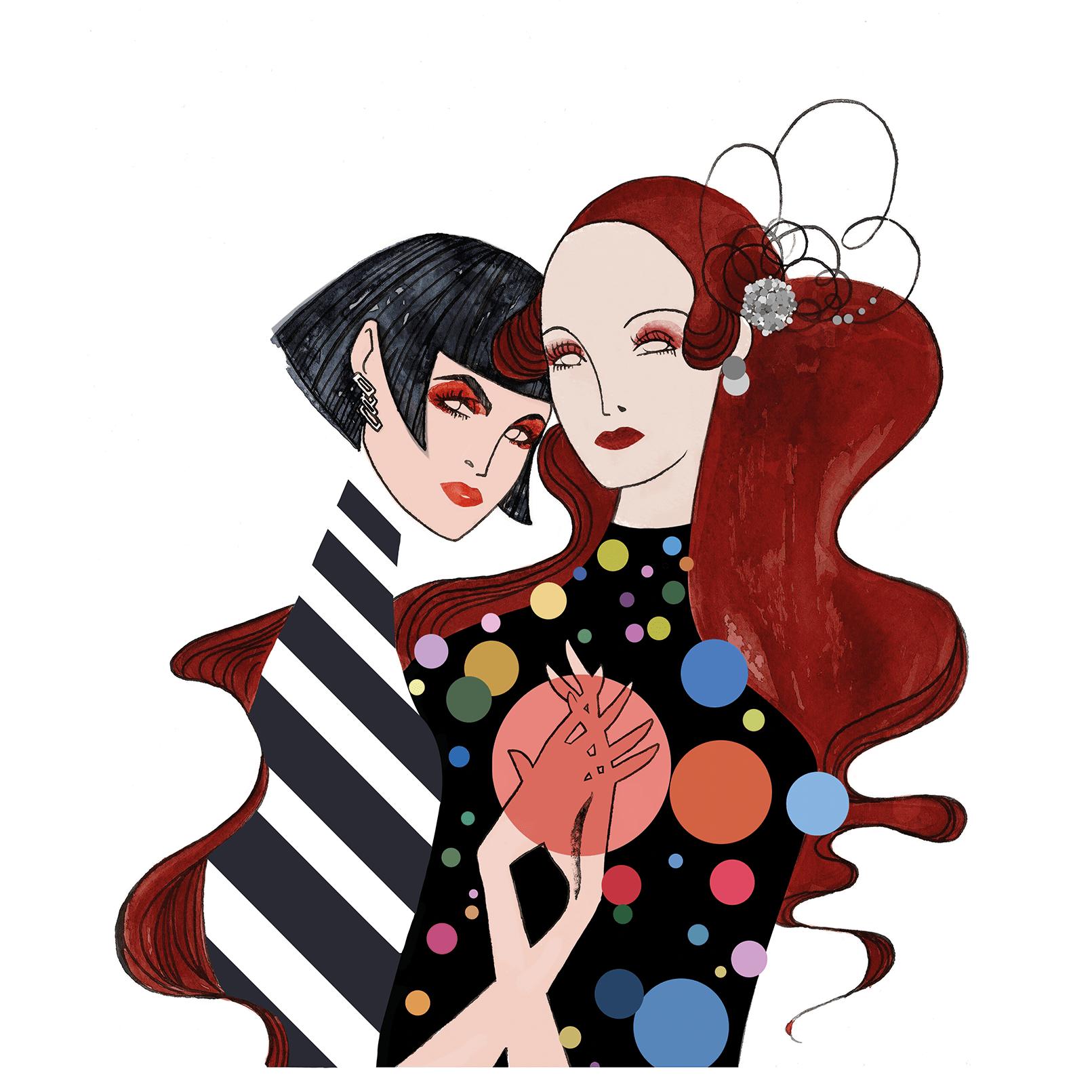 Potfolio-Illustration